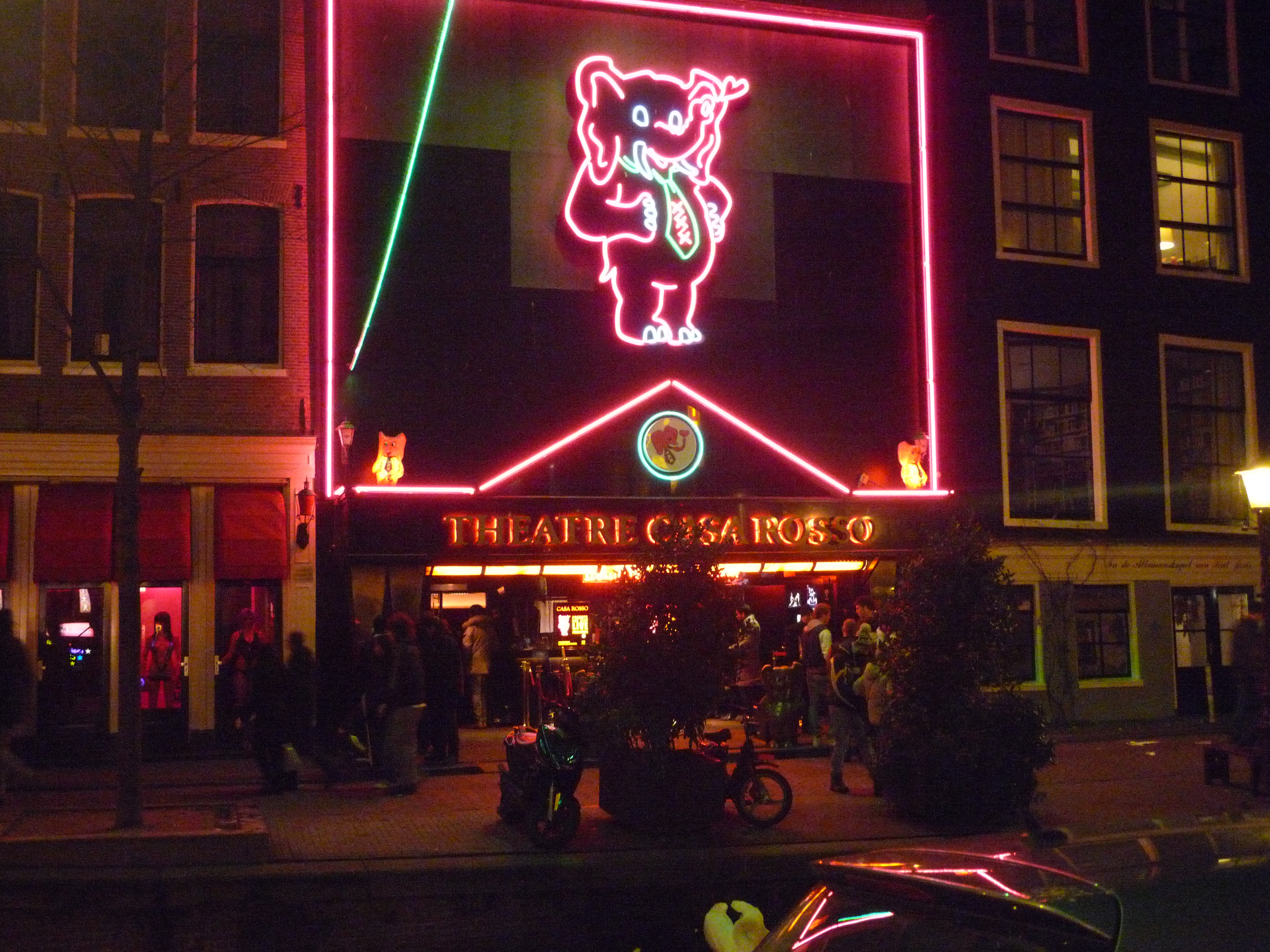 District sex shows red light amsterdam